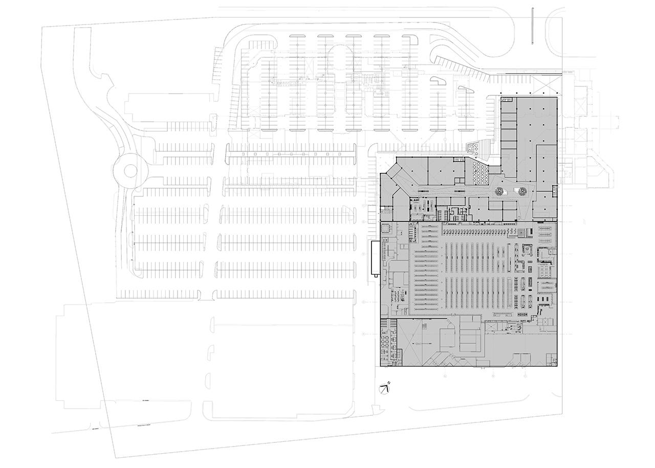 Cape Town Architects Fairbridge Mall, Brackenfell, Cape Town